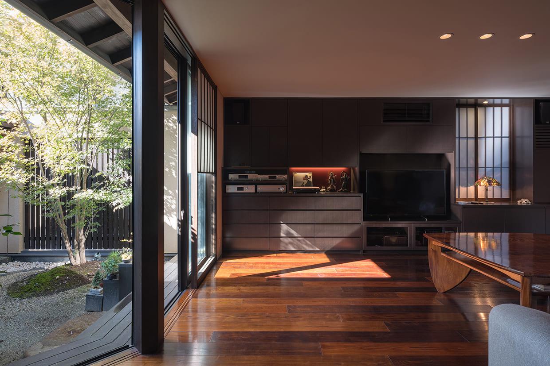 建築写真のアングルとポジション